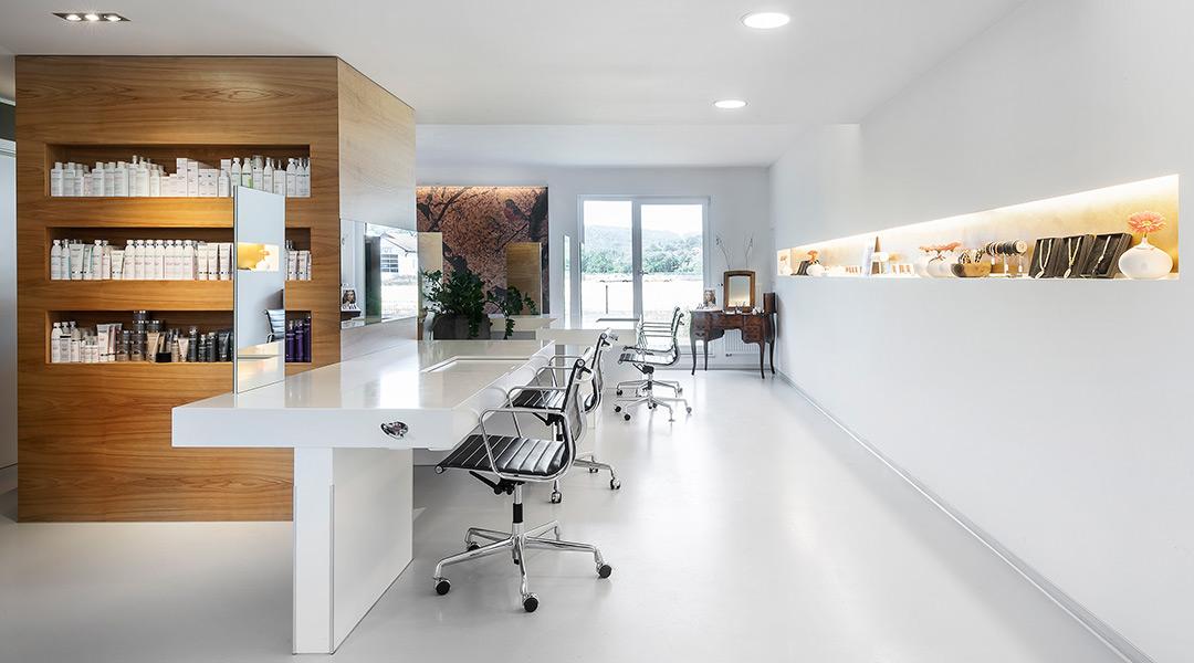 Friseur Salon 1